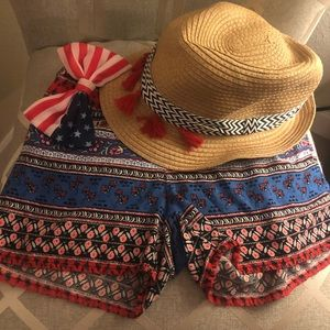 Girls patriotic outfit